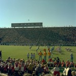 Hobo Day football game, 1973