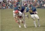 Hobo Day football game, 1977