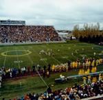 Hobo Day football game, 1986