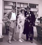 Staff dress-up day at South Dakota State University, 1972