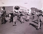 Marching band, 1958