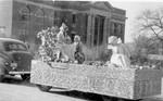 Parade float, 1939