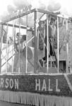 Pierson Hall Hobo Day parade float, Uno Tamer, 1992