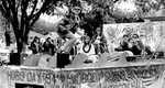 Pierson Hall Hobo Day parade float, 1994