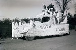 Ruth Club Hobo Day parade float, 1934