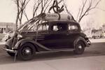 Senior Hobo Day parade entry, 1934