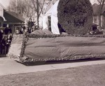 Printonian Club Hobo Day parade float, 1934