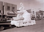 Mechanical Engineers Hobo Day parade float, 1957