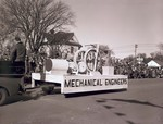 Mechanical Engineers Hobo Day parade float, 1951