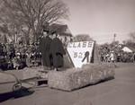 Senior Class Hobo Day parade float, 1951