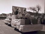 WAA Hobo Day parade float, 1951