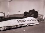Senior Class Hobo Day parade float, 1959