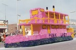Senior Class Hobo Day parade float, 1964