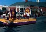 Optimist Club Hobo Day parade float, 1972