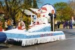Lake Benton Hobo Day parade float, 1974