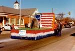 University 4-H Club Hobo Day parade float, 1975