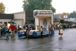 Young Democrats Hobo Day parade float, 1984