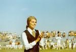 State cheerleader, 1969