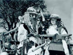 Hobo Day King and Queen, 1952