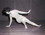 Marilyn Richardson, SDSU Dance Class, 1966