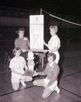 Volleyball Clinic, SDSU, 1966 by South Dakota State University