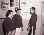 Gymnasts, SDSU Gymnastics Team, 1968