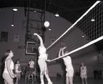 Women's Volleyball Team, SDSU, 1969