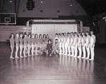 Gymnastics Team, SDSU, 1970