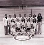 Women's Basketball Team, SDSU, 1973