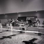 Swim Meet, SDSU, 1973