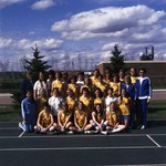 SDSU Women's Track Team, 1975