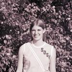 Runner, SDSU Women's Cross Country Team, 1975