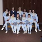 SDSU Women's Tennis Team, 1975