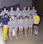 South Dakota State University Women's Swim Team, 1976