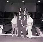 South Dakota State University 1977 women's swimming and diving team