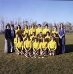 South Dakota State University 1977 women's field hockey team