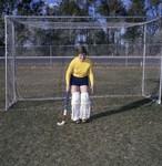 South Dakota State University 1978 women's field hockey team goalie