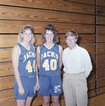 South Dakota State University 1989 Jackrabbits women's basketball team players and coach, Nancy Neiber