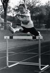 South Dakota State University 1993 Jackrabbits women's track athlete
