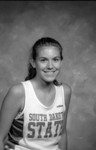 South Dakota State University 1993 Jackrabbits women's cross-country runner