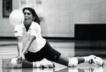 South Dakota State University 1994 Jackrabbits women's volleyball player