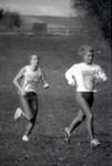 South Dakota State University 1995 Jackrabbits women's cross-country team at SDSU Invitational Meet