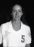 South Dakota State University 1995 Jackrabbits women's volleyball player