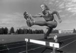 South Dakota State University 1996 Jackrabbits track and field athlete, Kristi Hoffman