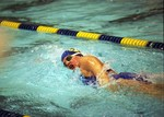 South Dakota State University 1999-2000 Jackrabbits women's swimming team