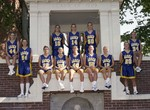 South Dakota State University 2000-2001 Jackrabbits women's basketball team by South Dakota State University