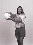 South Dakota State University 2000-2001 Jackrabbits women's volleyball middle hitter, Shauna Sturm by South Dakota State University