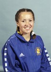South Dakota State University 2000 Jackrabbits women's soccer defender, Josie Hutchinson by South Dakota State University
