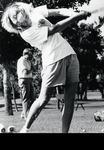 South Dakota State University 1991 women's golfer, Kathy Peters