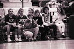 South Dakota State University 1995 Jackrabbits women's basketball team in a game against USD by South Dakota State University